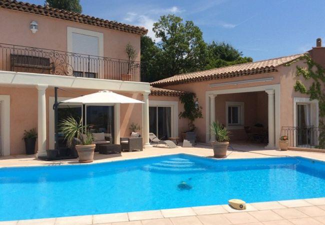 Villa a Mandelieu-la-Napoule - HSUD0624
