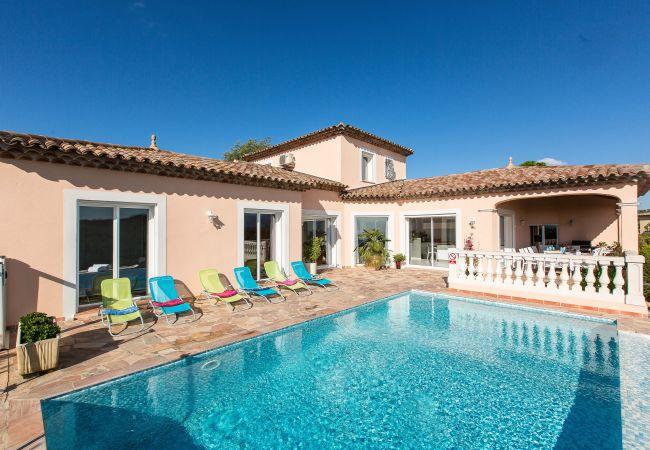 Villa a Les Adrets-de-l´Estérel - HSUD0623