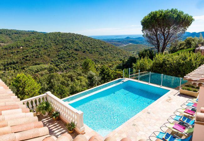 Villa a Les Adrets-de-l´Estérel - HSUD0102