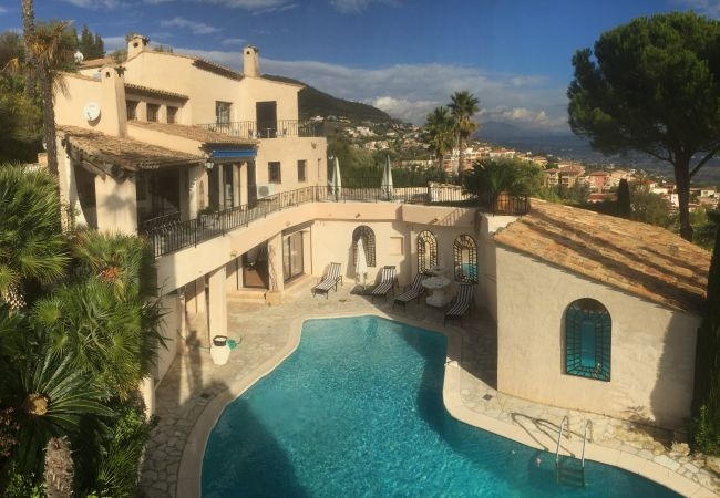 Villa a Mandelieu-la-Napoule - HSUD0159