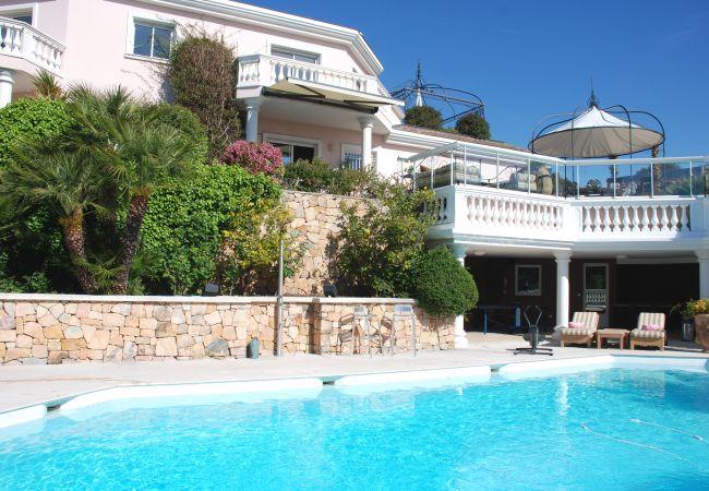 Villa a Mandelieu-la-Napoule - HSUD0026