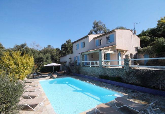 Villa a Mandelieu-la-Napoule - HSUD0059