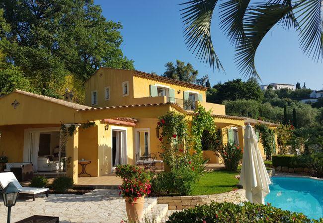 Villa a Opio - HSUD0274