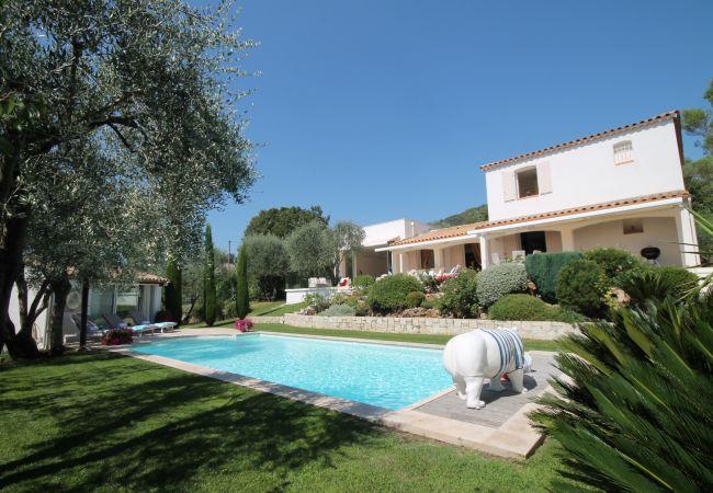 Villa a Le Tignet - HSUD0038
